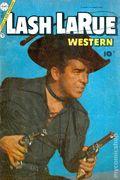 Lash Larue Western (1949 Fawcett/Charlton) 47