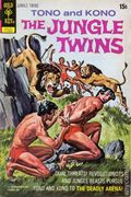 Jungle Twins (1972 Gold Key) 3