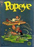 Popeye (1948-1980 Dell/Gold Key/King/Charlton) 6