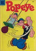 Popeye (1948-1980 Dell/Gold Key/King/Charlton) 35