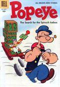Popeye (1948-1980 Dell/Gold Key/King/Charlton) 37