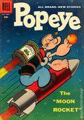 Popeye (1948-1980 Dell/Gold Key/King/Charlton) 45