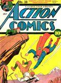 Action Comics (1938 DC) 38