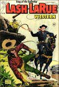 Lash Larue Western (1949 Fawcett/Charlton) 50
