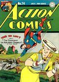 Action Comics (1938 DC) 74