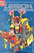 Legion of Super-Heroes (1984 3rd Series) 1