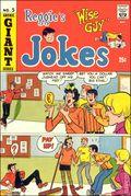 Reggie's Wise Guy Jokes (1968) 5