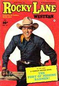 Rocky Lane Western (1949) 32