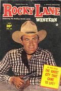 Rocky Lane Western (1949) 45