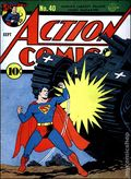 Action Comics (1938 DC) 40