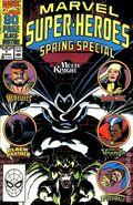 Marvel Super Heroes (1990 2nd Series) 1