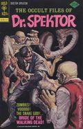 Occult Files of Doctor Spektor (1973 Gold Key) 17
