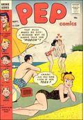 Pep Comics (1940) 129