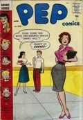 Pep Comics (1940) 132