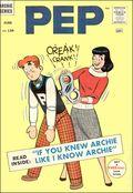 Pep Comics (1940) 139