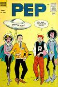 Pep Comics (1940) 151