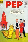 Pep Comics (1940) 154