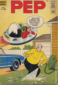 Pep Comics (1940) 156-12CENT