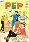 Pep Comics (1940) 166
