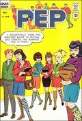 Pep Comics (1940) 188