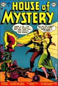 House of Mystery (1951-1983 1st Series) 10