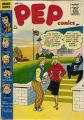 Pep Comics (1940) 119