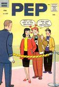 Pep Comics (1940) 137