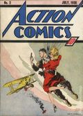 Action Comics (1938 DC) 2