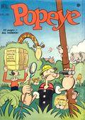 Popeye (1948-1980 Dell/Gold Key/King/Charlton) 16