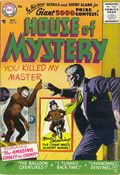 House of Mystery (1951-1983 1st Series) 55