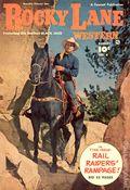 Rocky Lane Western (1949) 4