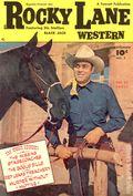 Rocky Lane Western (1949) 5