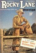 Rocky Lane Western (1949) 6