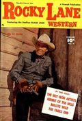 Rocky Lane Western (1949) 9