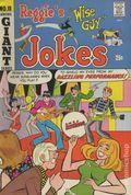 Reggie's Wise Guy Jokes (1968) 10