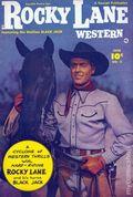 Rocky Lane Western (1949) 2