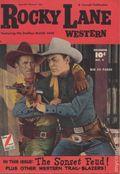 Rocky Lane Western (1949) 8