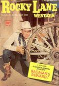 Rocky Lane Western (1949) 10
