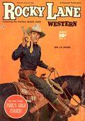 Rocky Lane Western (1949) 11