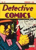 Detective Comics (1937 1st Series) 12