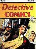 Detective Comics (1937 1st Series) 15