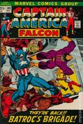 Captain America (1968 1st Series) 149