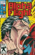 Alpha Flight (1983 1st Series) 106A