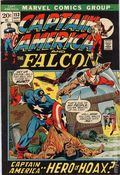 Captain America (1968 1st Series) 153