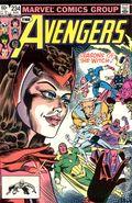 Avengers (1963 1st Series) 234