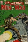 All American Men of War (1952) 52
