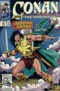 Conan the Barbarian (1970 Marvel) 257