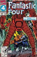 Fantastic Four (1961 1st Series) 359