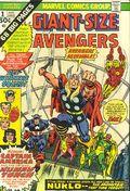 Giant Size Avengers (1974) 1