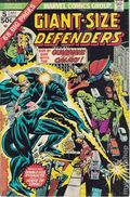 Giant Size Defenders (1974) 5